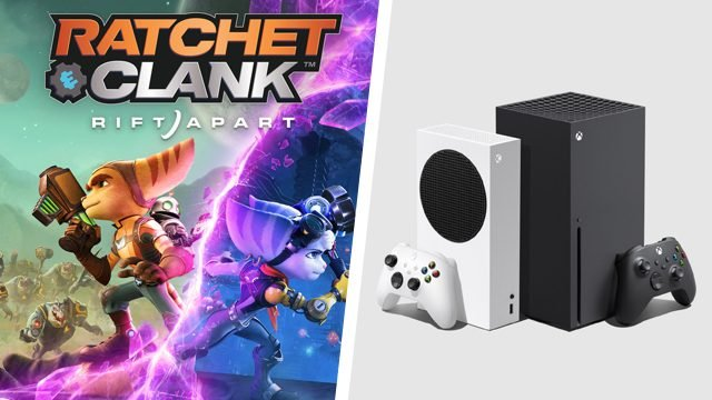Ratchet and Clank Rift Apart Xbox Series X|S