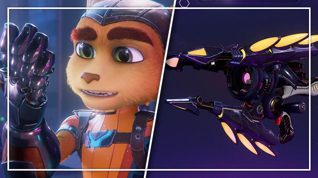 Ratchet and Clank: Rift Apart best weapon