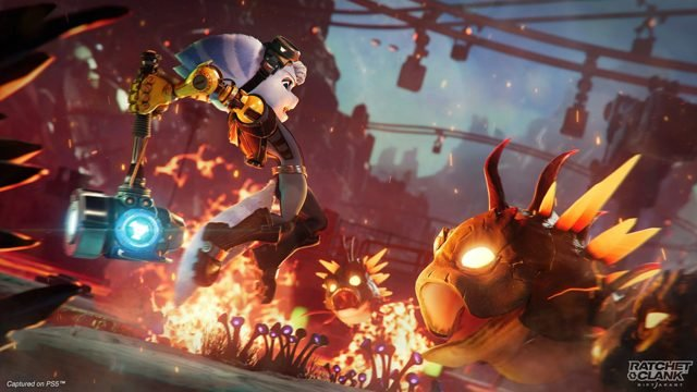 Ratchet and Clank Rift Apart max weapon level