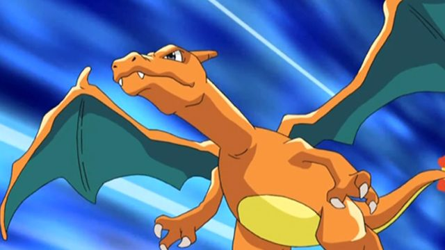 Thicc Charizard