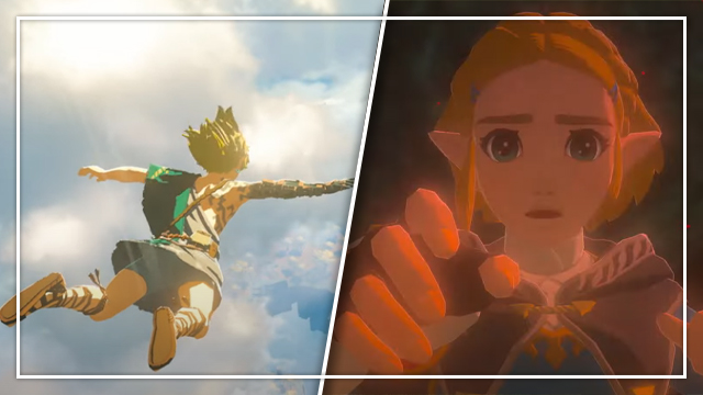 breath of the wild 2 is zelda a playable character