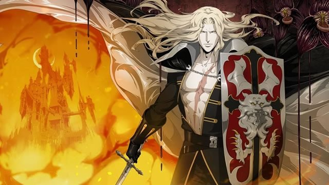 Could the new Netflix Castlevania spin-off be Symphony of the Night?
