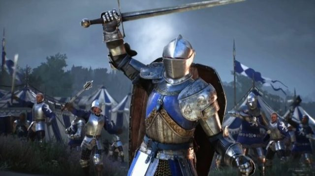 Does Chivalry 2 have a single-player mode?