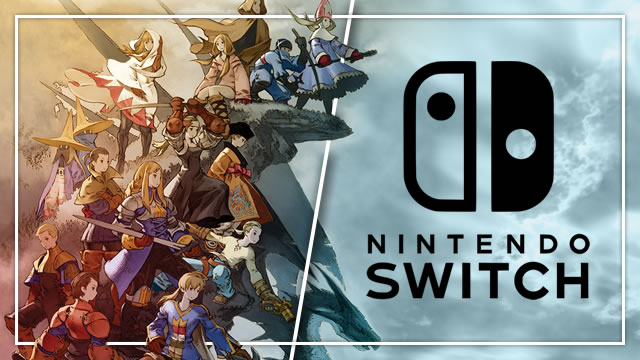 Will there be a Final Fantasy Tactics Switch release date?
