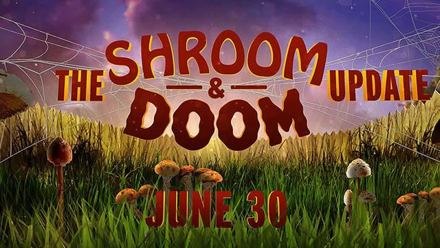 What's new in Grounded's Shroom and Doom update?