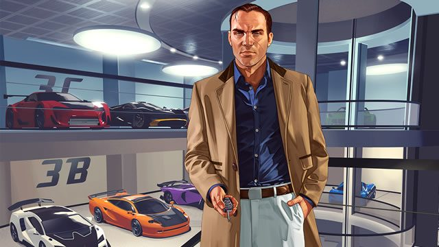 What is the next GTA Online DLC in 2021?