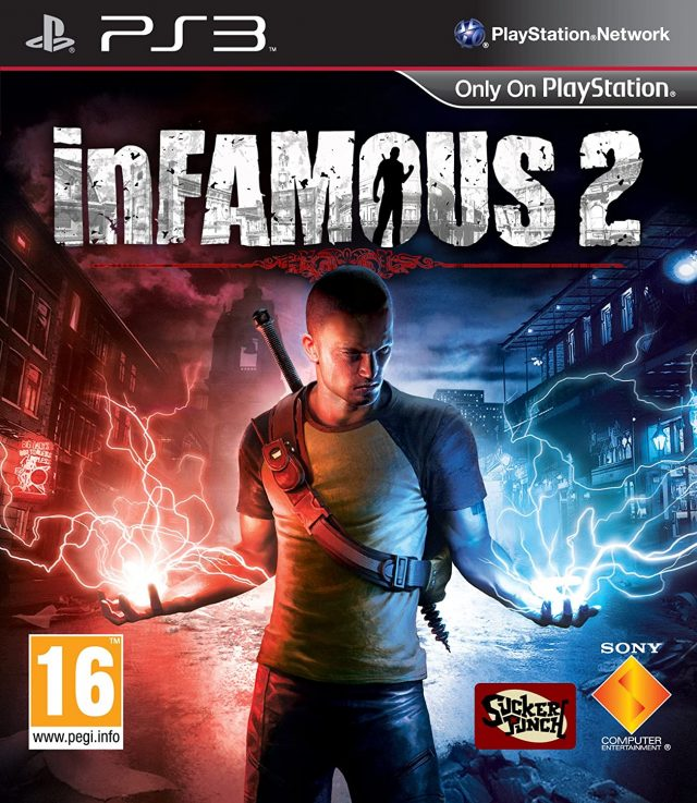 infamous 2 release date