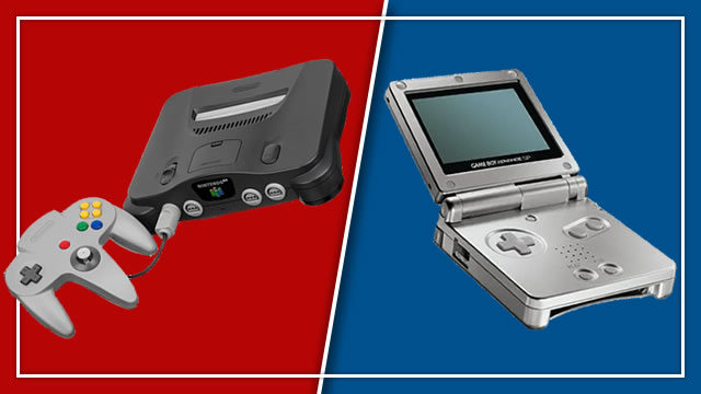 Is Nintendo doing anything for the N64 and GBA anniversaries?