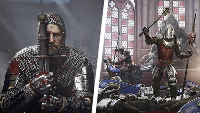 Is there a Chivalry 2 single-player mode?
