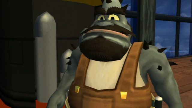 ratchet and clank rift apart gary's father