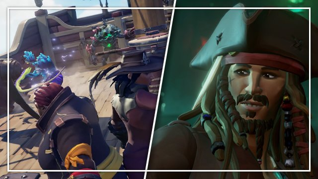 sea of thieves jack sparrow pirates of the caribbean dlc how to get