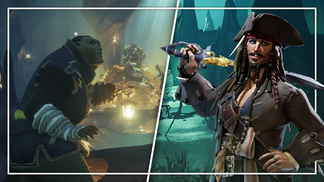 Sea of Thieves A Pirate's Life: How to get Trident of Dark Tides