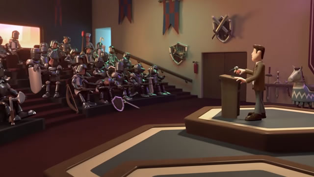 Two Point Campus is the college spin-off of Two Point Hospital