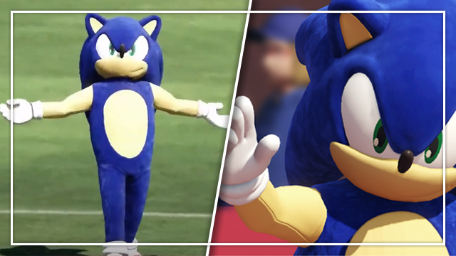 unlock and equip Sonic in Olympic Games Tokyo 2020 game