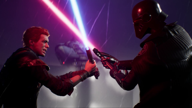 How to download Jedi Fallen Order PS5