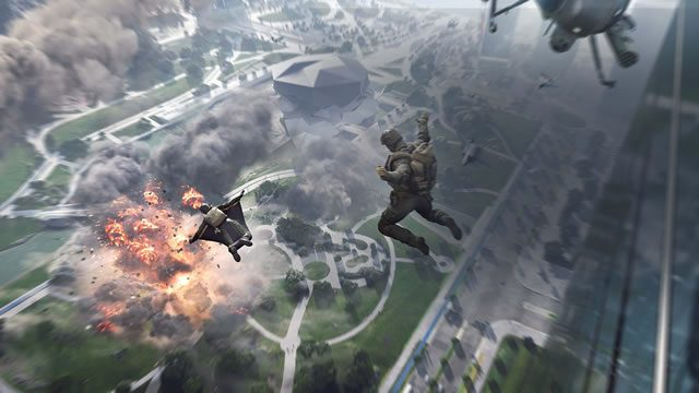 Will Battlefield 2042 have a Battle Royale mode?