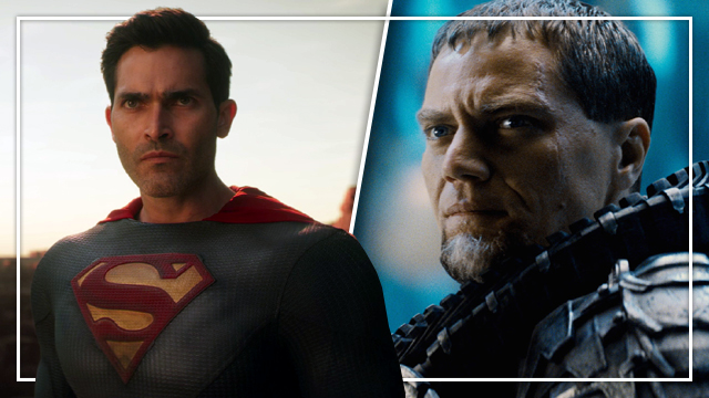 Superman and Lois General Zod