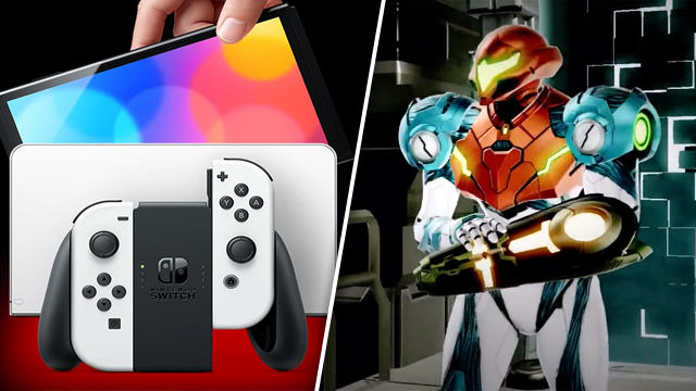 Nintendo Switch OLED exclusive games
