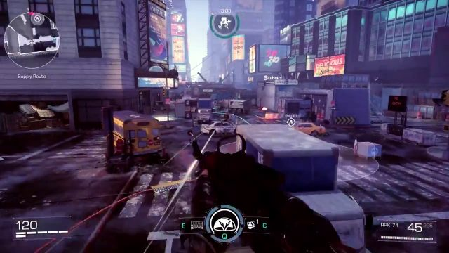 New Tom Clancy Game