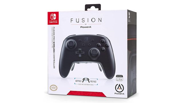 PowerA Fusion Pro Switch Controller Review