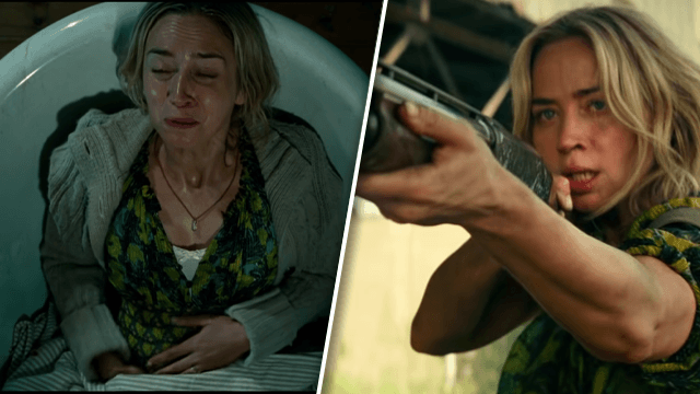 Should you watch a quiet place 1 before a quiet palce 2