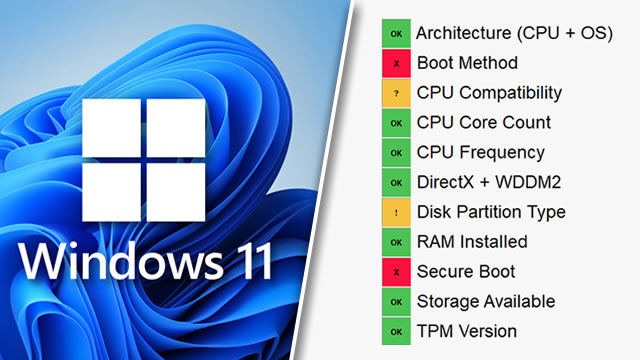 How to tell if your PC is Windows 11 compatible with WhyNotWin11