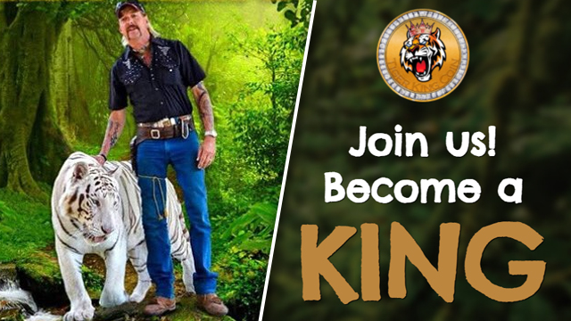how to buy Tiger King Coin