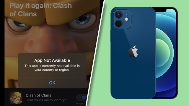 How to Fix iPhone 'App not available' Error