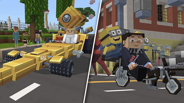 Is the Minions x Minecraft DLC worth buying?