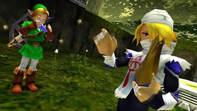 Is there a Zelda: Ocarina of Time Switch release date?