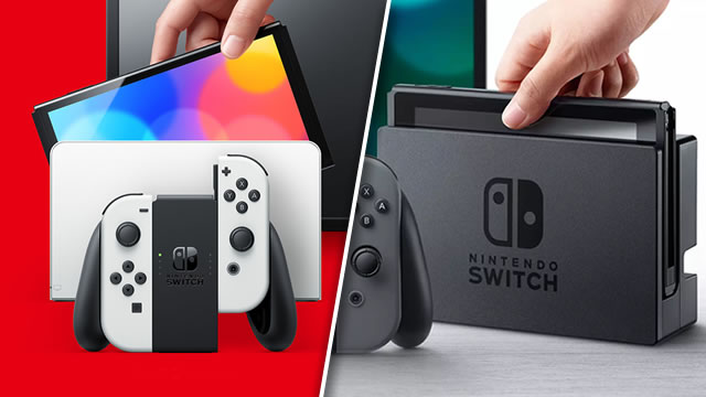 Nintendo Switch OLED vs. LCD: Which model should I get?