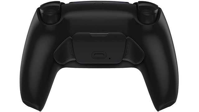Is there a way to add PS5 controller back buttons?