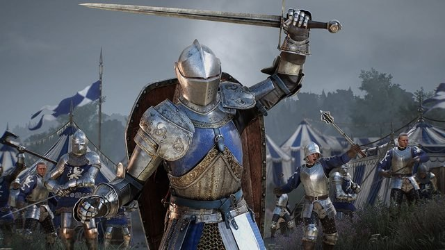 What is the Chivalry 2 update 2.0.1 release date?