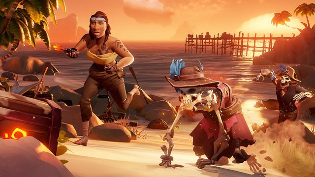 Sea of Thieves update 2.2.1 patch notes