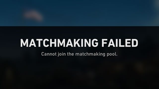 How to fix Back 4 Blood Cannot join matchmaking pool error