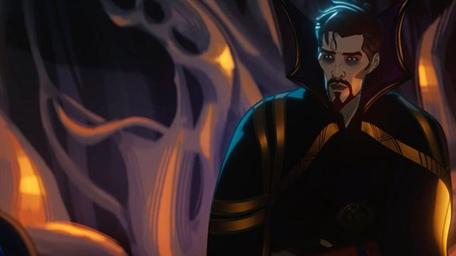 What If Episode 4 with Doctor Strange