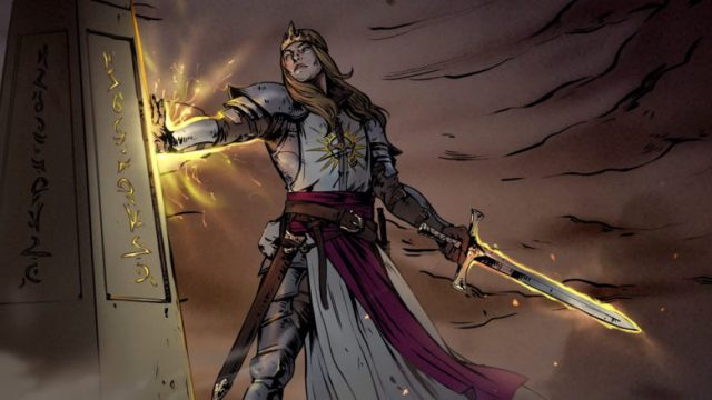 Pathfinder Wrath of the Righteous Queen Galfrey