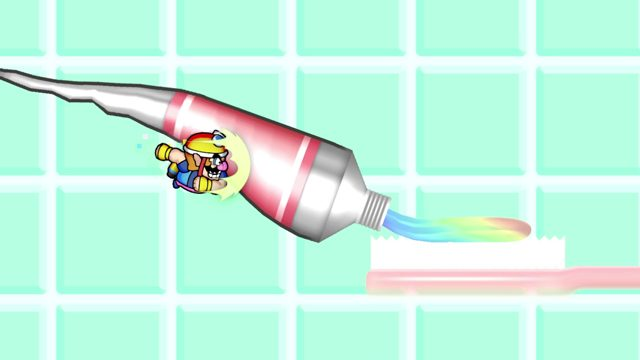WarioWare Get It Together PlayStation PS4 and PS5