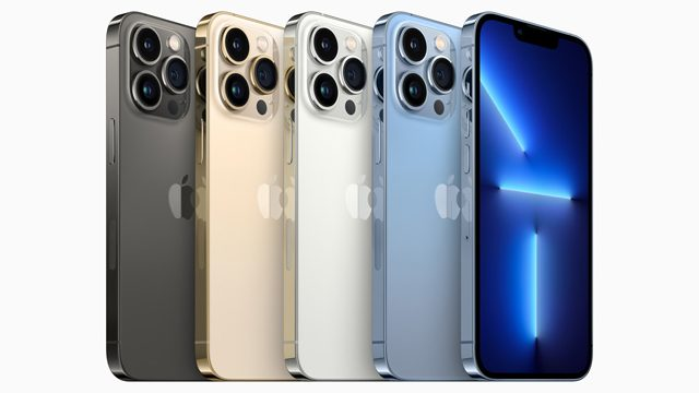 What time can I pre-order iPhone 13