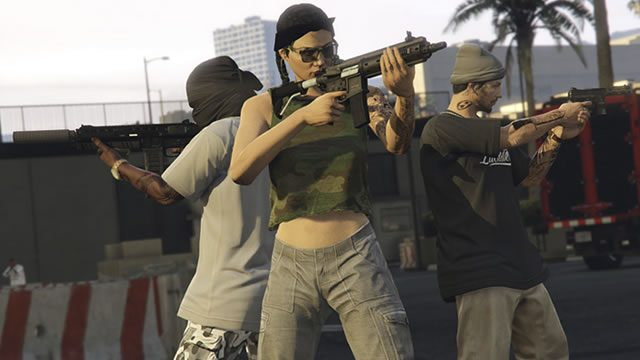 Is GTA 5 Expanded and Enhanced a PlayStation 5 exclusive?
