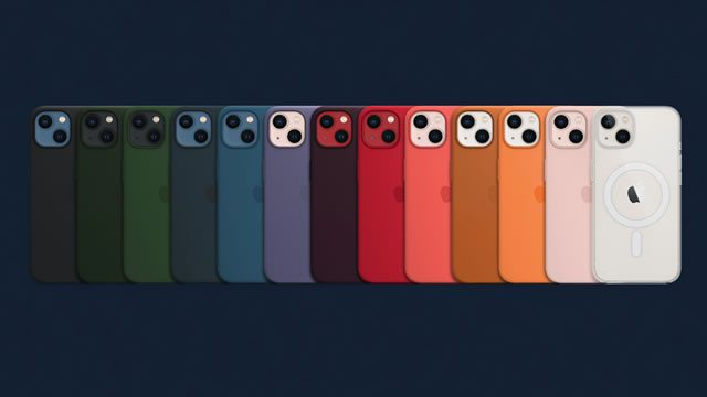 All Color Choices for the New Apple iPhone 13 2021