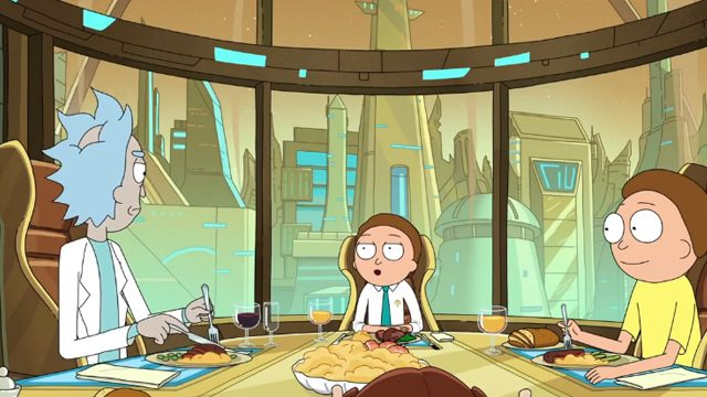 rick and morty season 5 episode 9 10 finale review