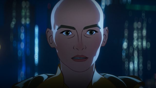 tilda swinton the ancient one voice actor what if episode 4