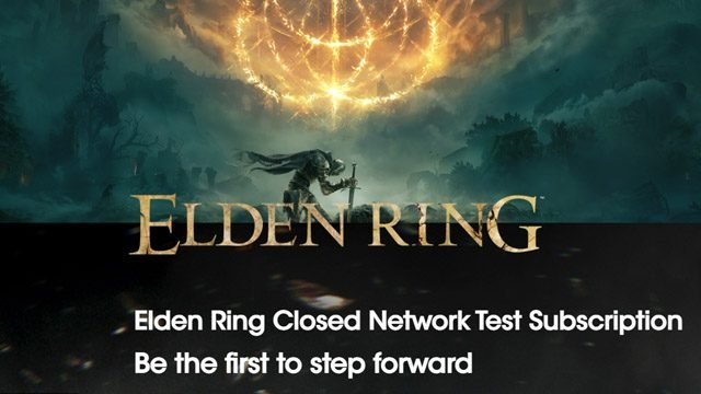 Elden Ring Network Test: Register, Download and Play