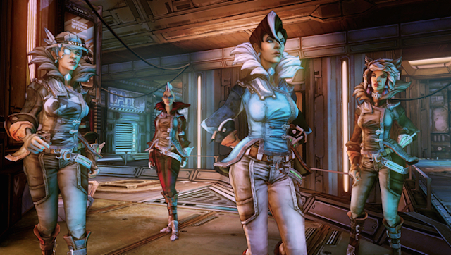 Lady Hammerlock Joins Borderlands: The Pre-Sequel in New DLC