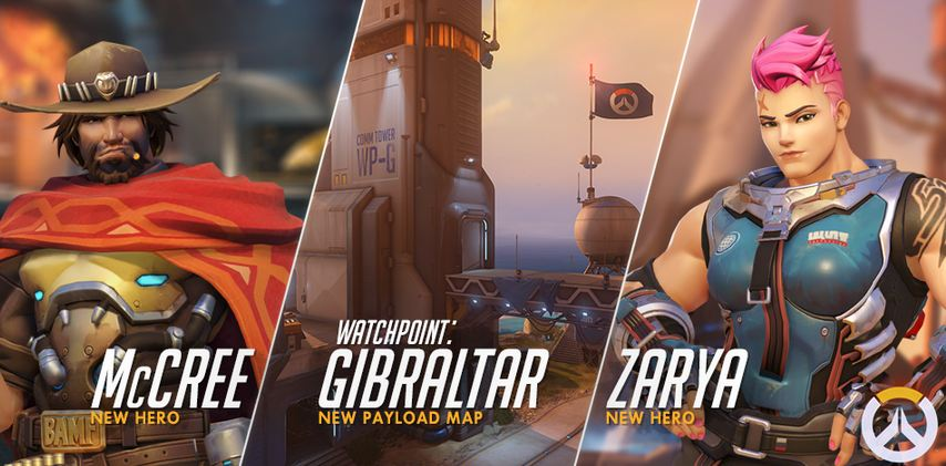 Blizzard Reveals New Overwatch Characters, Beta Details