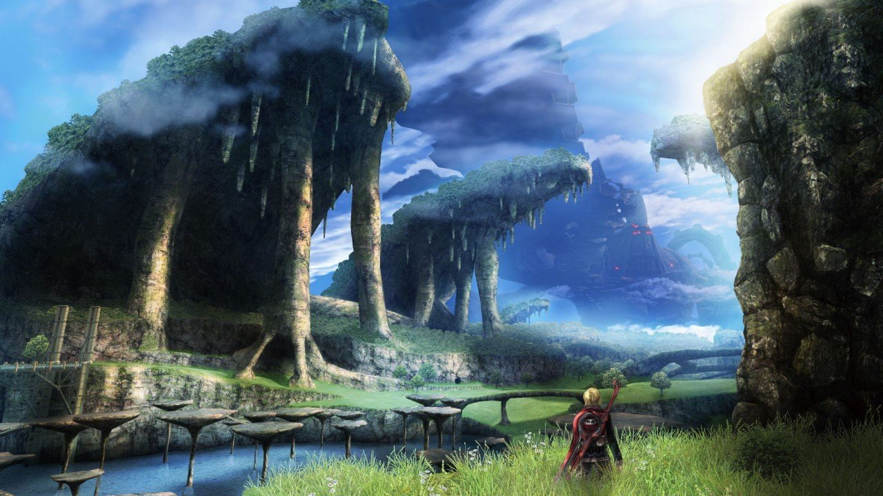 Xenoblade Chronicles 3D Preview