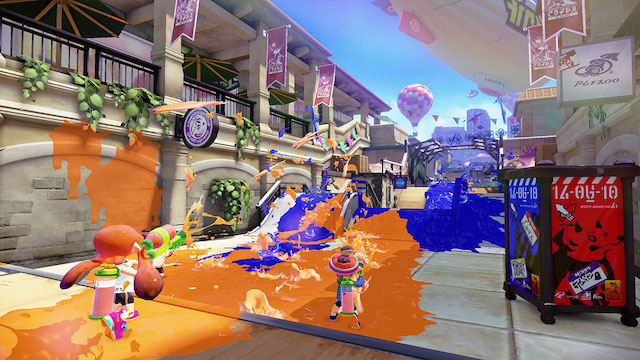Nintendo Announces Release Info for Splatoon, Mario Maker, and Yoshi\'s Woolly World