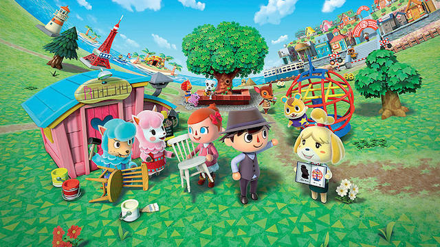 Nintendo Reveals New Animal Crossing Game