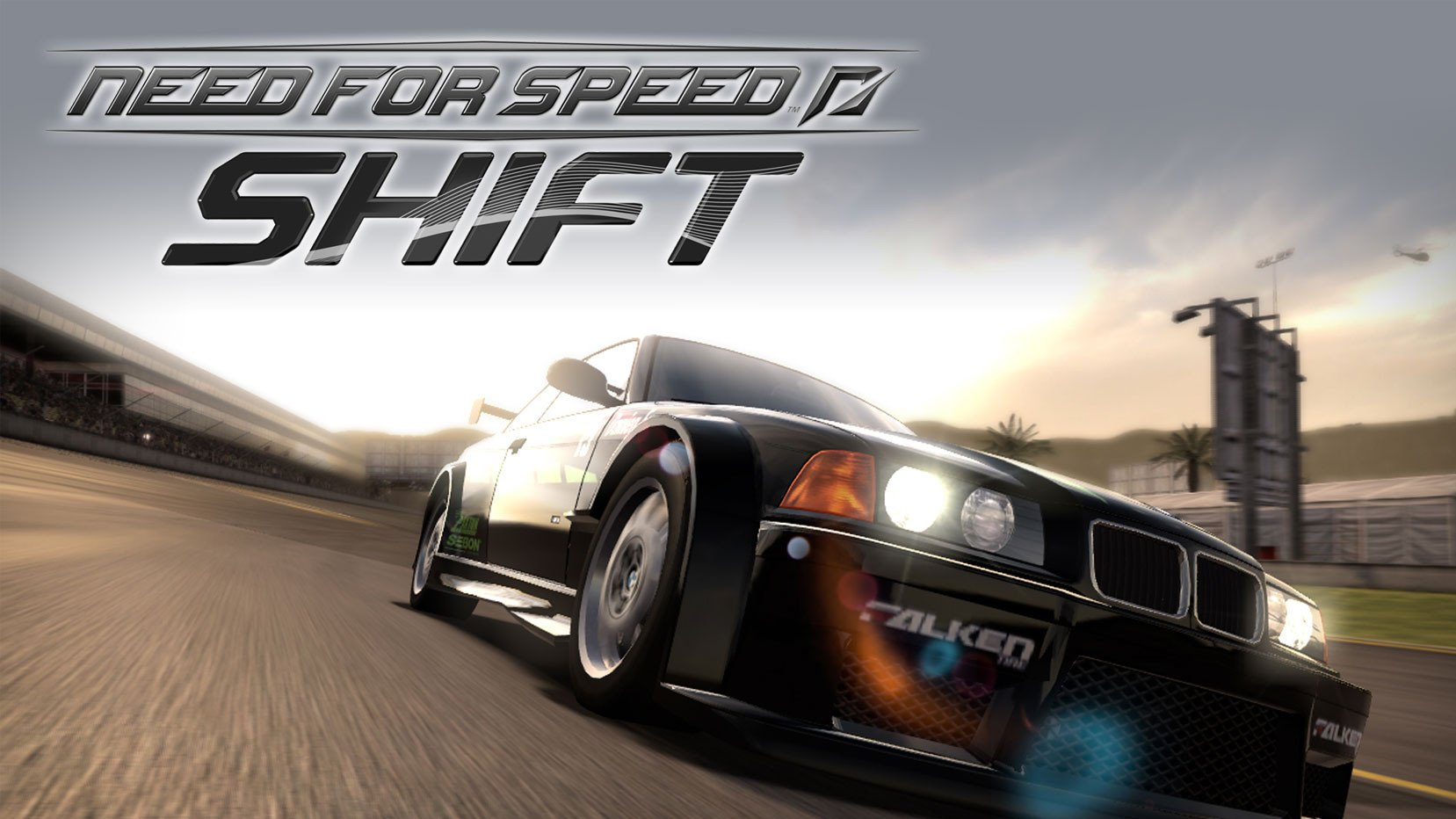 From the makers of Need for Speed: Shift